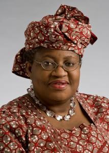 Okonjo-Iweala, World Bank representative of the bosses