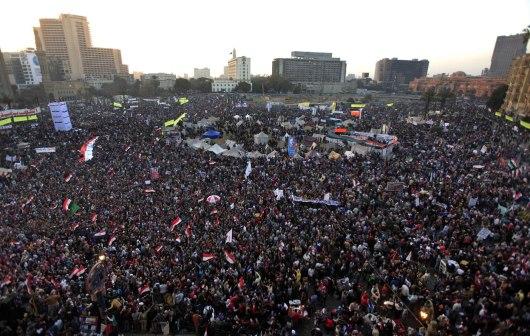 17 million people reclaim the streets!