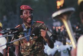 Thomas Sankara, radical Left populist
